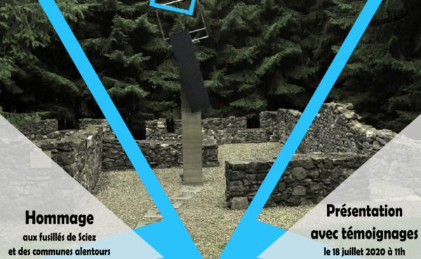 """Exposition """"La résistance en Chablais"""" 6"""